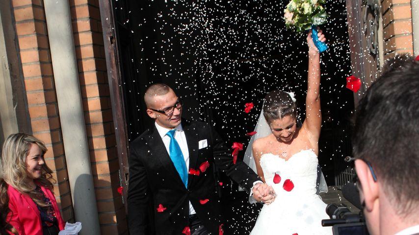 Hochzeit 2.0: Wollen Sarah & Pietro nochmal heiraten?