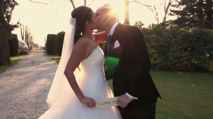 3. Hochzeitstag: Süße Gänsehaut-Momente von Sarah & Pietro