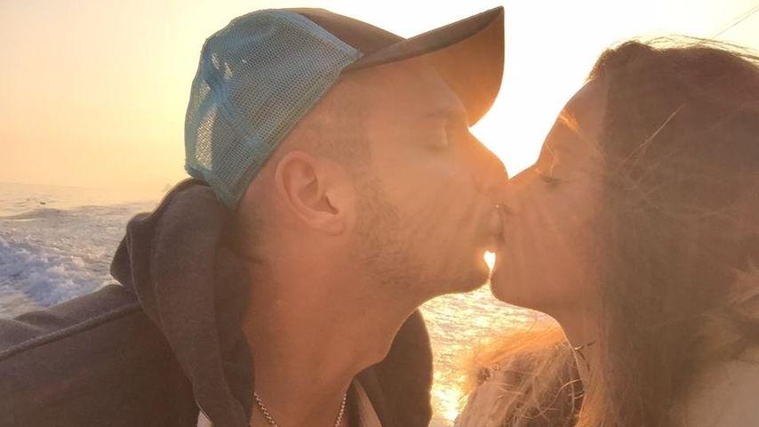 Nach 3 Ehejahren: Sarah Lombardi verliebt wie am 1. Tag!