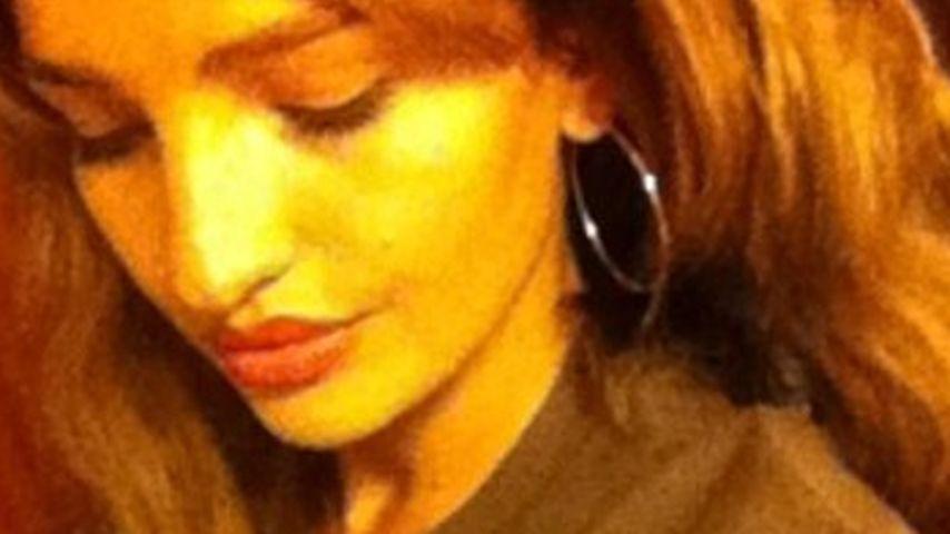 Wow Ex Gntm Sarina überrascht Mit Dunklen Haaren Promiflashde