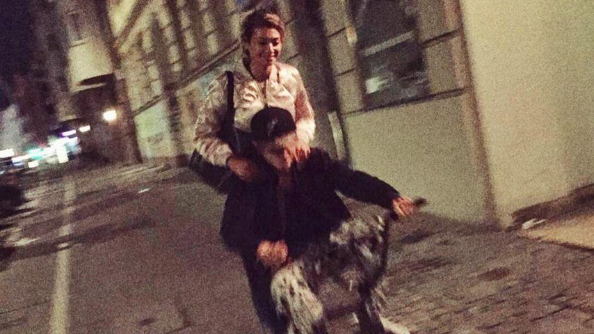 Sascha Koslowski & Paola Maria unterwegs in Berlin
