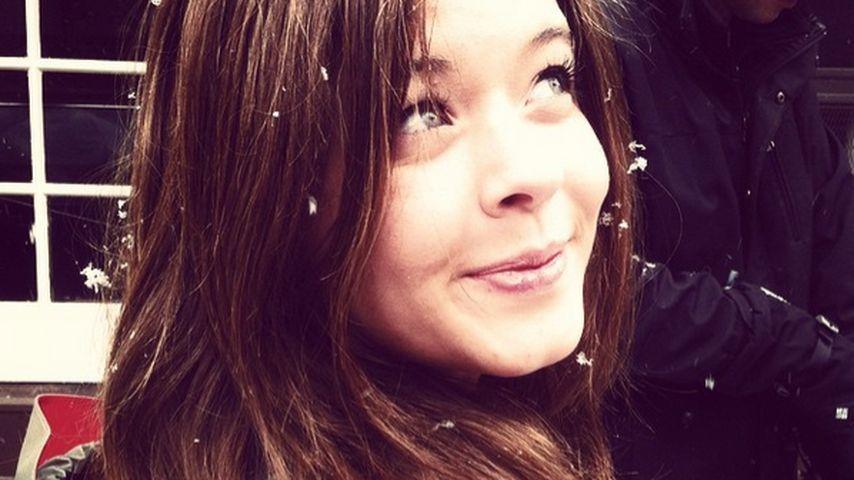 Brünett: PLL-Star Sasha Pieterse mit neuem Look
