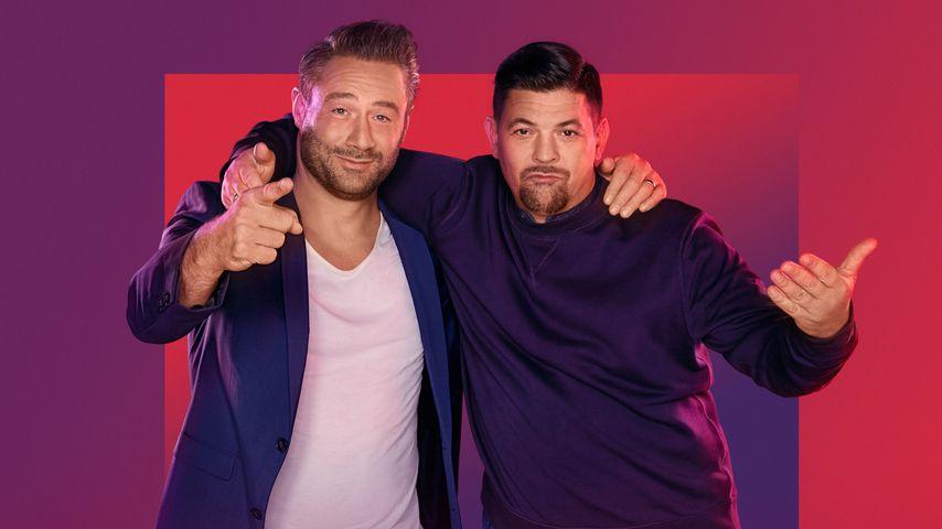 Gewusst? Sänger Sasha und Starkoch Tim Mälzer sind Kumpels!