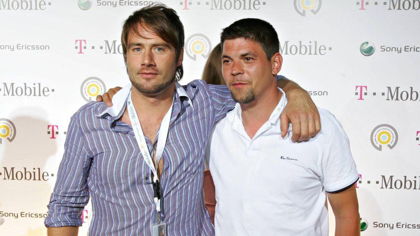 Sasha und Tim Mälzer im Jahr 2006