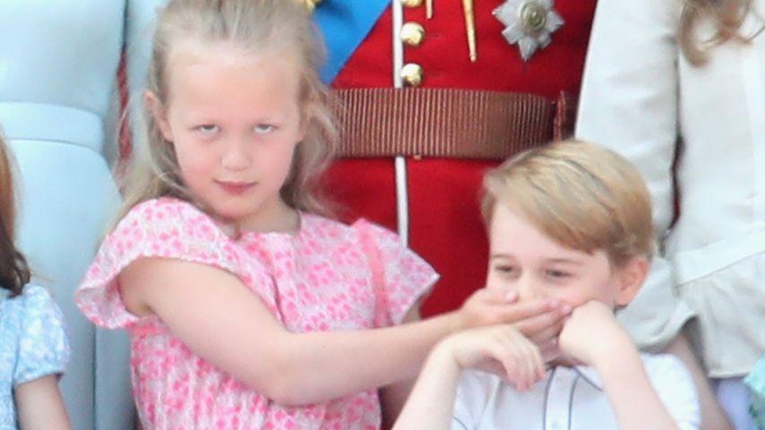Frecher Prinz George: Seine Cousine greift knallhart durch