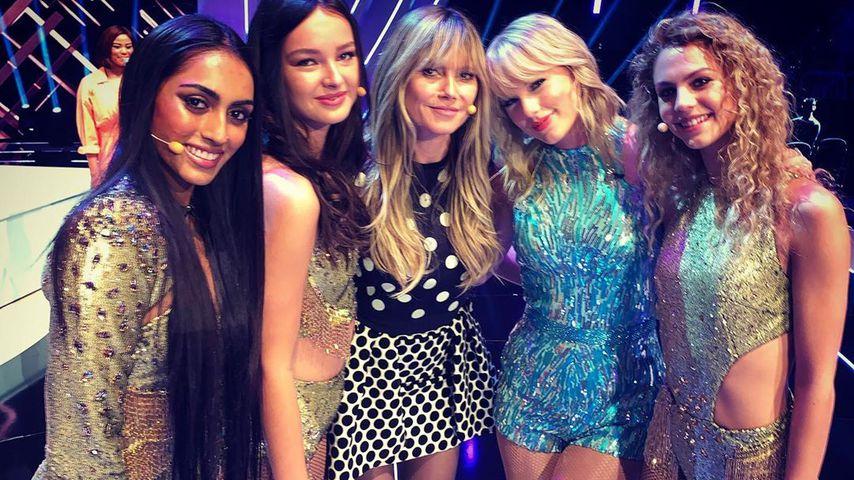 Mega-Überraschung: Taylor Swift ist beim GNTM-Finale dabei!