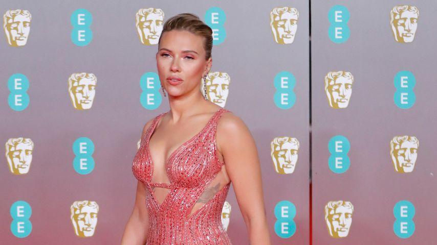 Scarlett Johansson bei den BAFTA Awards 2020