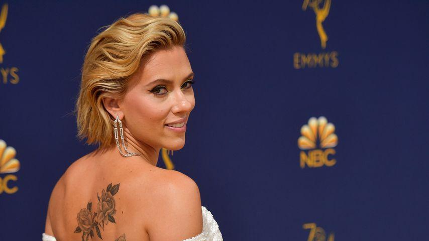 Scarlett Johansson bei den Emmy Awards 2018