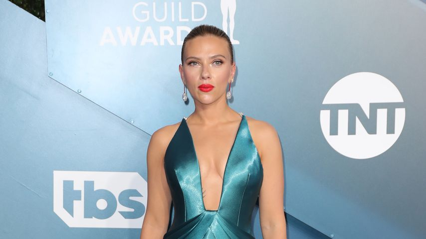 Scarlett Johansson bei den Screen Actors Guild Awards 2020