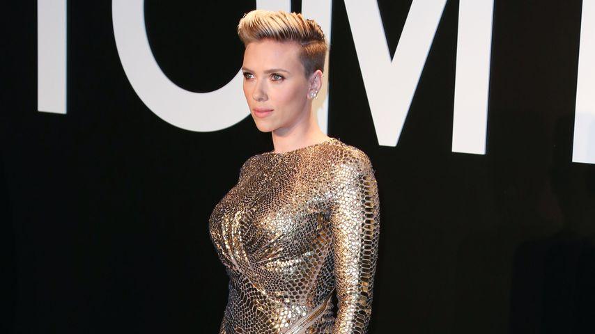 Scarlett Johansson: Band-Name nur gemein geklaut?