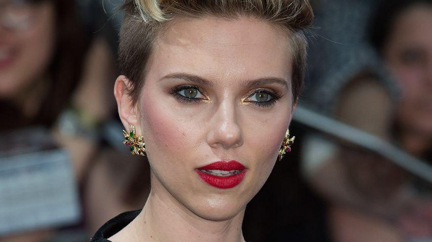 """Neu-Mama Scarlett Johansson: """"Bin doch selbst Anfängerin!"""""""