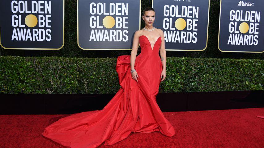 Scarlett Johansson bei den Golden Globes 2020