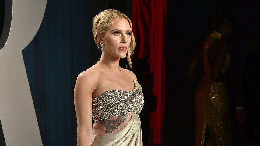 Scarlett Johansson im Februar 2020