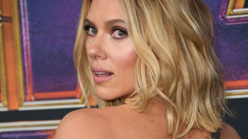 """Scarlett Johansson bei der Weltpremiere von """"Avengers: Endgame"""" in Los Angeles"""