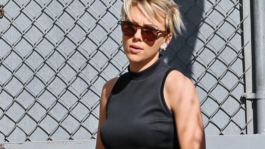 Scarlett Johansson: Schauspieler-Ehen sind furchtbar