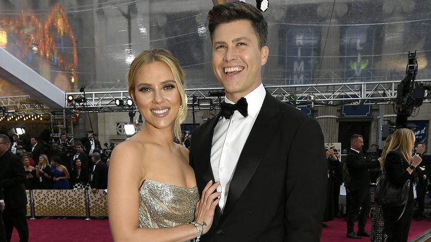 Dritte Ehe: Alle Infos zu Scarlett Johanssons Hochzeit