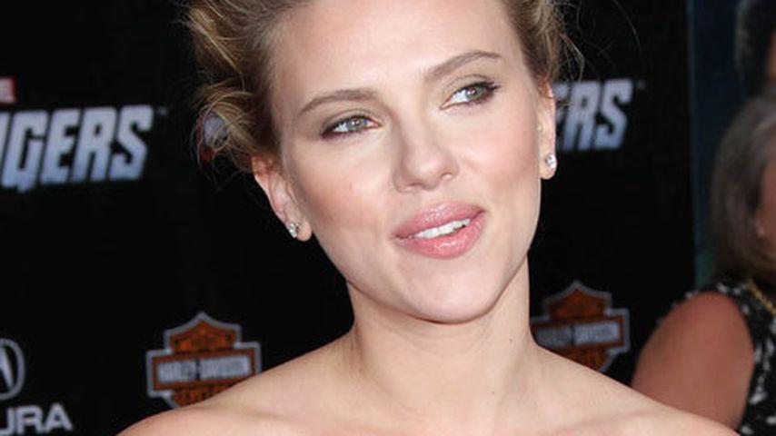 Scarlett Johansson: Schon wieder ein neues Tattoo?