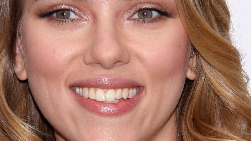 Scarlett Johansson: Verliebt in einen Franzosen?