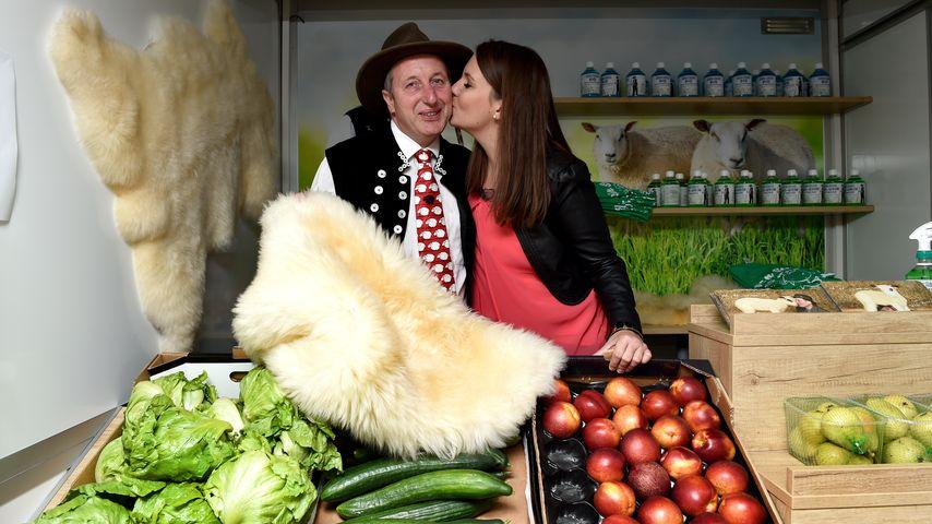 Schäfer Heinrich und seine Freundin Sabrina