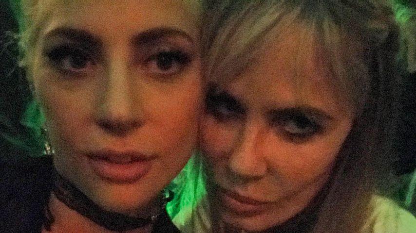 Elizabeth Kemp und Lady Gaga