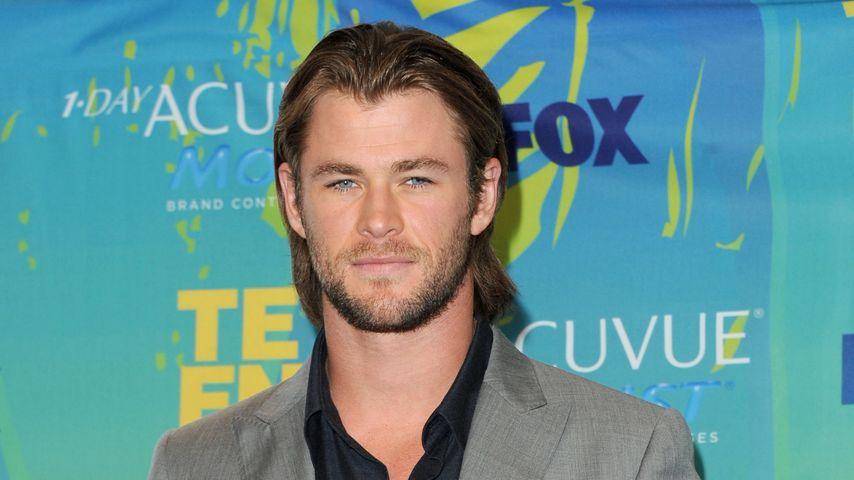 Sauerstoff-Mangel: Chris Hemsworth wäre fast gestorben