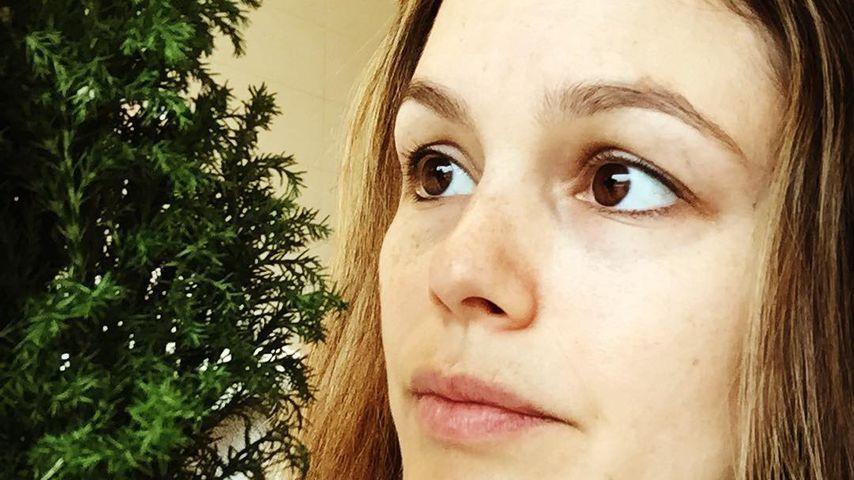 Kreidebleiches Selfie: Was ist bloß mit Rachel Bilson los?