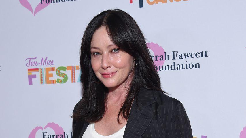 Schauspielerin Shannen Doherty in Beverly Hills 2019