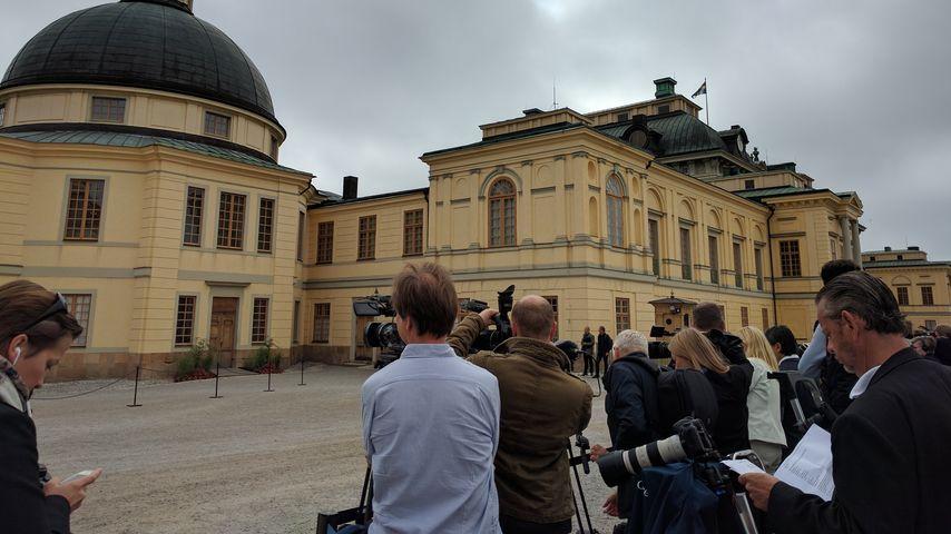 Schlosskirche Drottningholm in der Gemeinde Ekerö