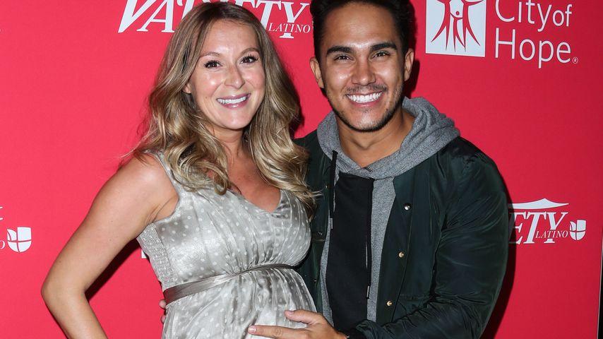 """Alexa Vega und ihr Mann Carlos Pena Jr. beim """"Variety Latino's 10 Latinos to Watch Event"""""""
