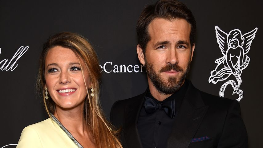 "Blake Lively und Ryan Reynolds beim ""Gabrielle's Angel Foundation Hosts Angel Ball"" in New York"
