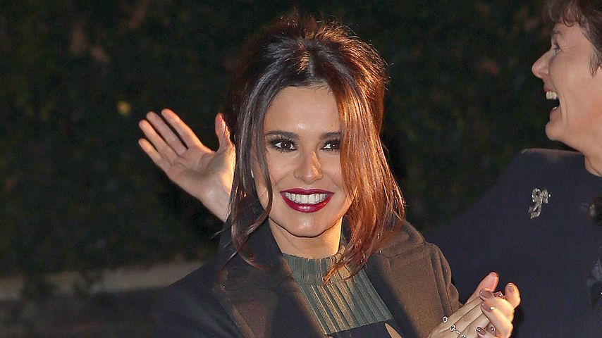 Cheryl Cole bei einem Charity-Konzert in London
