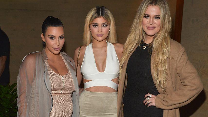Babyboom bei Kim, Kylie & Khloe: So lustig reagiert das Netz
