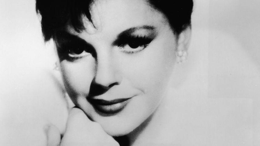 Judy Garland in den 1950er Jahren