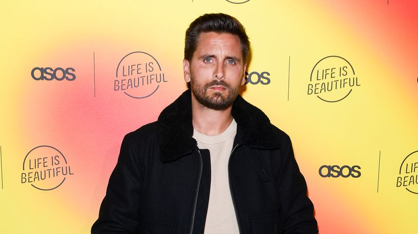 Scott Disick bei einem Event in Los Angeles