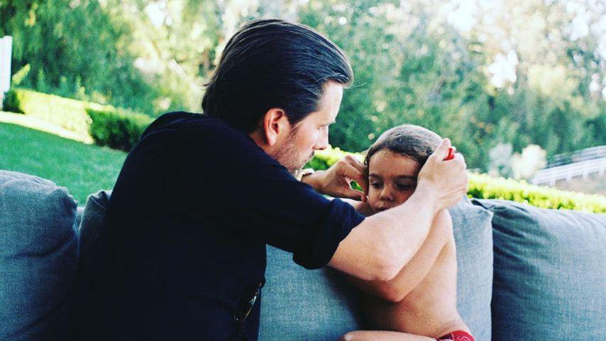 """""""Mein kleiner Junge"""": Scott Disick teilt Vater-Sohn-Moment"""