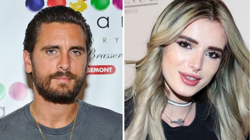 Heißes Gerücht: Hat Scott Disick was mit Bella Thorne?
