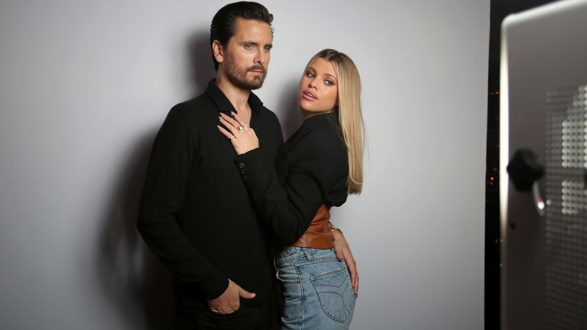 Scott Disick und Sofia Richie