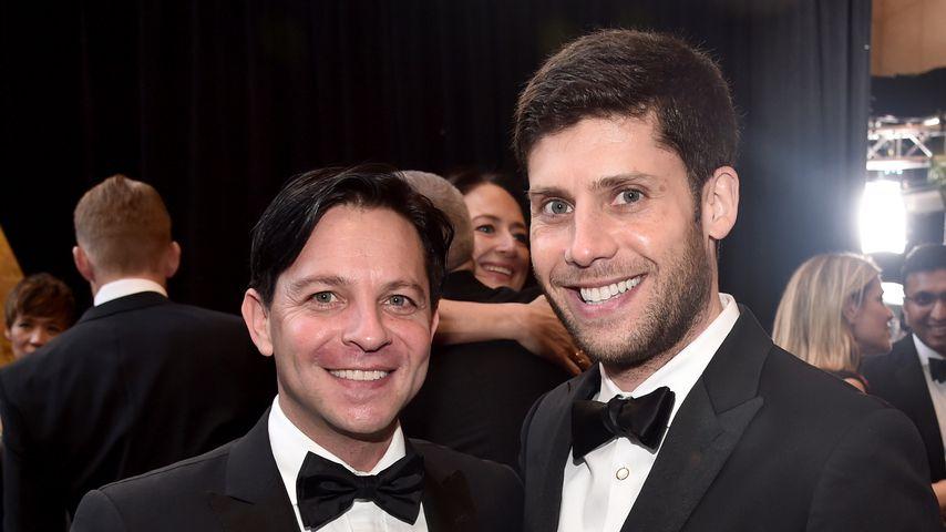 Scott Neustadter und Michael H. Weber bei den Academy Awards 2018