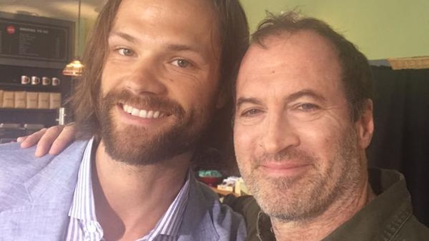 Jared Padalecki und Scott Patterson