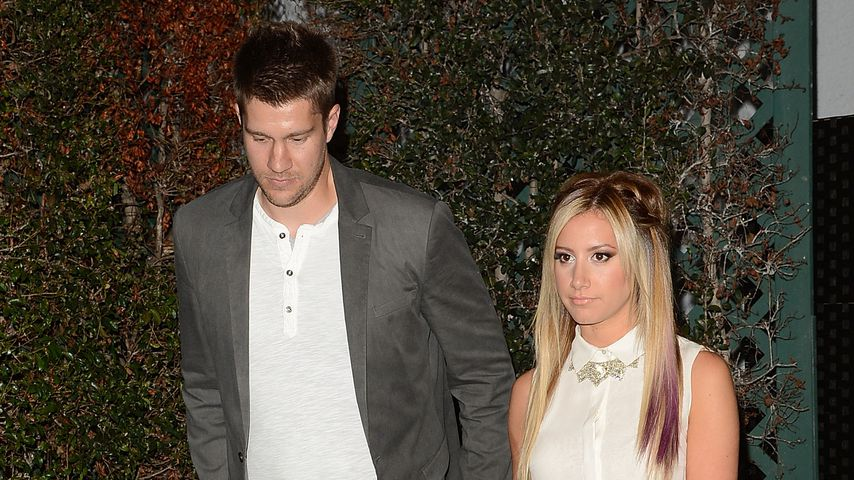 Scott Speer und Ashley Tisdale