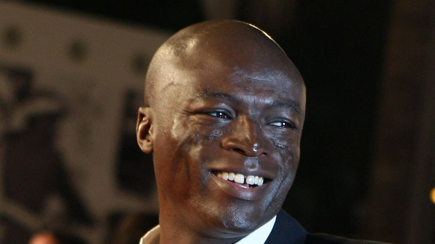 Seal in Cannes