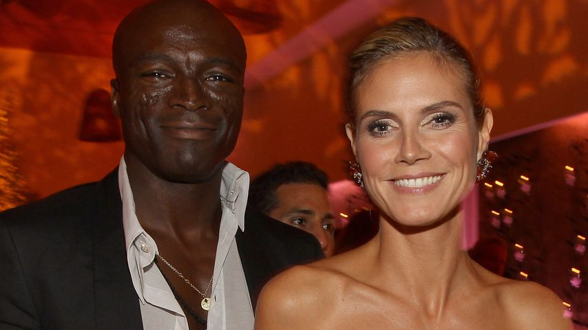 Seal und Heidi Klum 2011