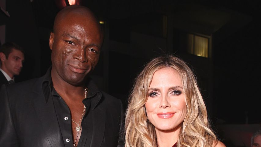 Seal und Heidi Klum, 2011 in Beverly Hills