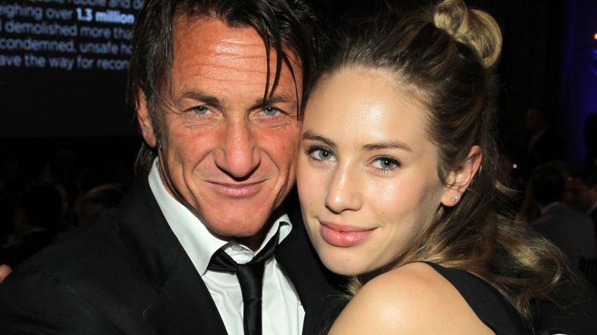 Von wegen Daddy Cool! Sean Penn steckt Fronten ab