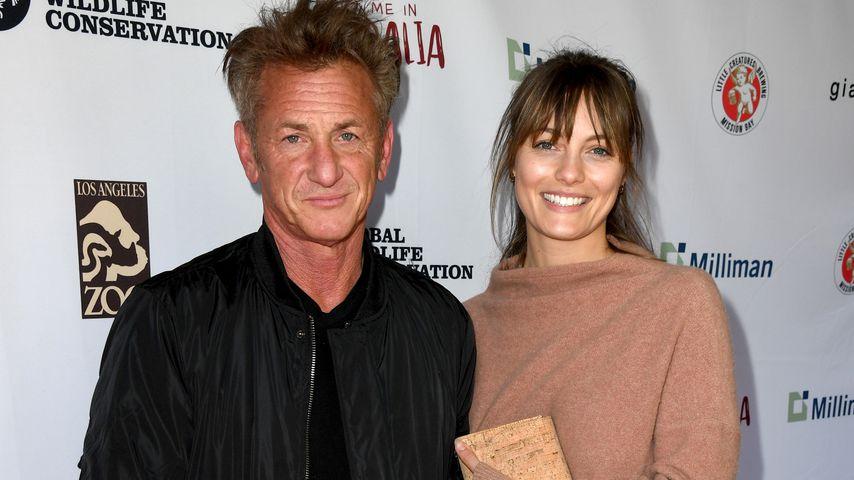 Liebes-Hammer: Sean Penn und Leila haben heimlich geheiratet