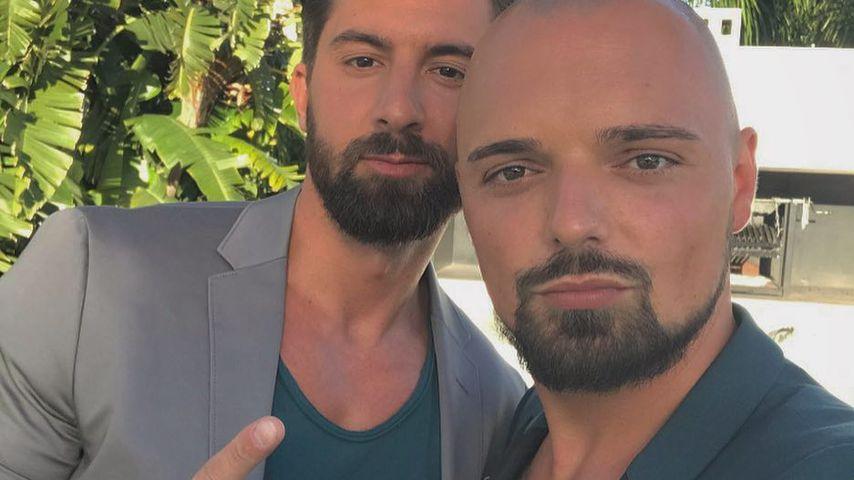 """Sebastian Fobe und Niklas Schröder bei """"Die Bachelorette"""""""
