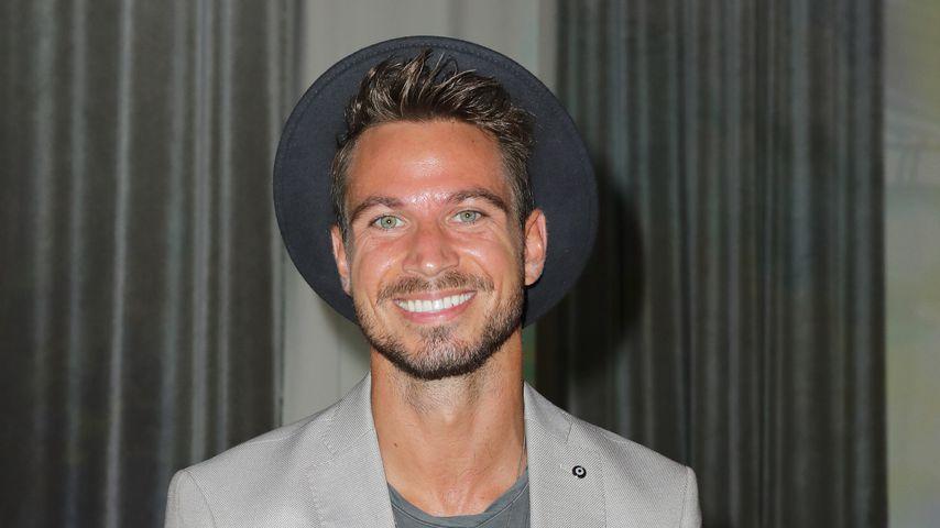 Sebastian Pannek bei der Fernsehaufzeichnung des 24. SWR3 New Pop Festivals in Baden Baden