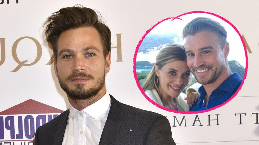 Sebastian Pannek weiß: Druck auf Bachelorette-Paar ist groß!