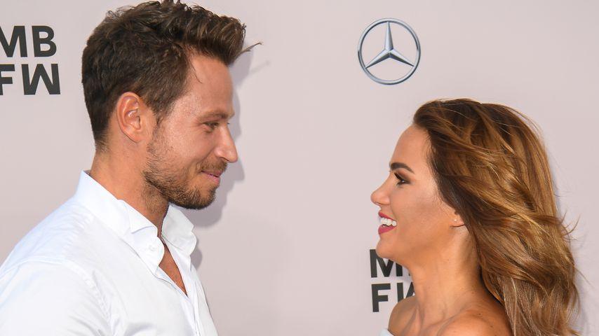 Also doch! Angelina und Sebastian Pannek haben geheiratet