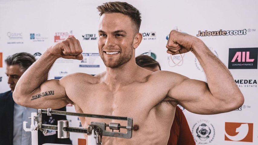 Sebastian Preuss, Profi-Boxer